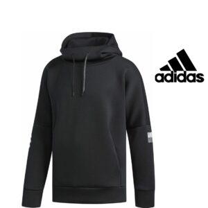 Adidas® Camisola Preta com Carapuço