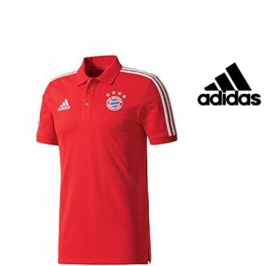 Adidas® Polo Oficial Bayern Munique | Tecnologia Climalite