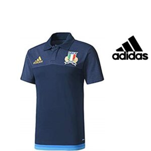 Adidas® Polo Oficial Itália | Tecnologia Climalite