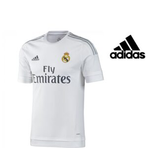 Adidas® T-Shirt Oficial Real Madrid Junior | Tecnologia Climacool