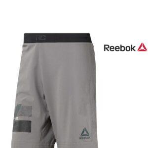 Reebok® Calções Boxe Cinzentos | Tecnologia Speedwick