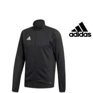 Adidas® Casaco Preto | Tecnologia Climalite®