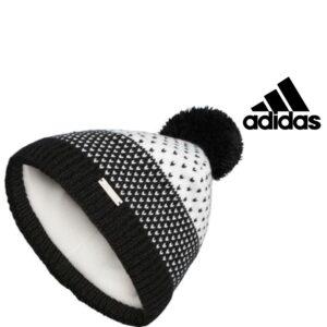 Adidas® Gorro Beanie Preto e Branco