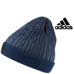 Adidas® Gorro Golf Knit Azul