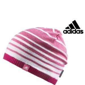 Adidas® Gorro Stripy Rosa | Tecnologia ClimaWarm®