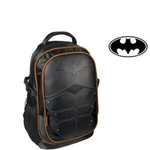 Mochila Escolar Batman Preta