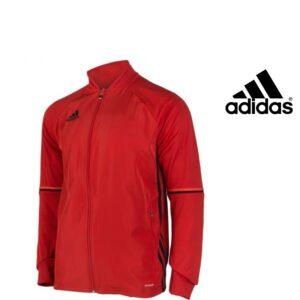 Adidas® Casaco de Treino Vermelho | Tecnologia Climacool®