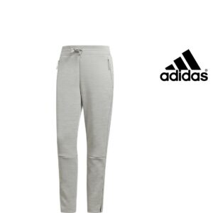 Adidas® Calças de Treino Cinzentas | Tecnologia Climalite®