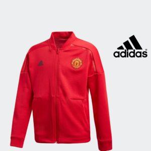 Adidas® Casaco Manchester United Oficial Júnior