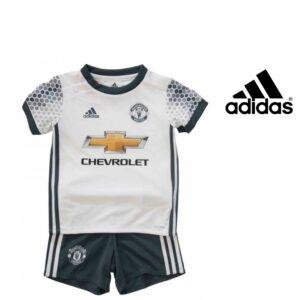Adidas® Equipamento Oficial Manchester United Junior | Tecnologia Climalite®