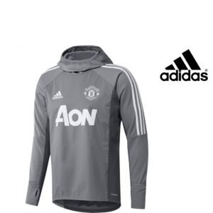 Adidas® Hooded Sweatshirt Manchester United Official | Climawarm® Technology
