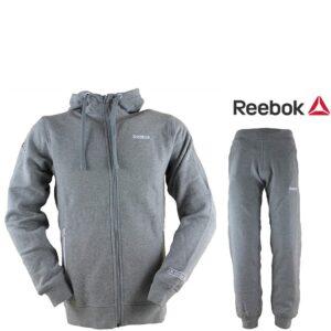 Reebok® Fato de Treino Cinzento
