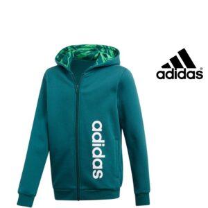 Adidas® Casaco Linear Hoodie Junior