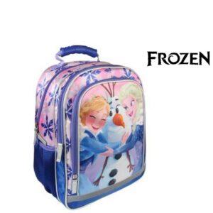 Mochila Escolar Frozen