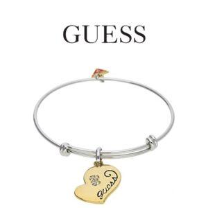 Guess® Bracelet UBB21013   Silver
