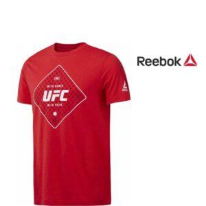 Reebok® T-Shirt UFC Vermelha