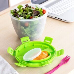 Recipiente para Comida Salad 2 L