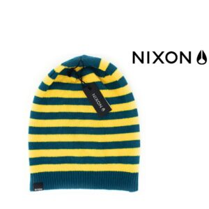 Nixon® Gorro Compass Beanie Cyanide