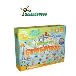 Fábrica de Guloseimas - Explora o Lado Adocicado da Ciência - Science4you