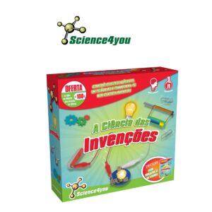 A Ciência das Invenções - Descobre Como Recriar Experiências Científicas - Science4you