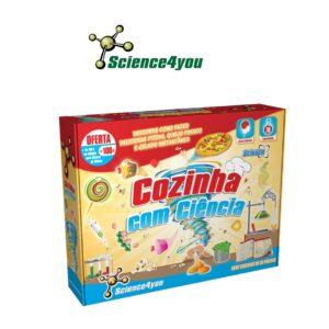 Cozinha Com Ciência - Aprende Como Fazer Deliciosas Receitas - Science4you