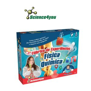 Fábrica de Experiências - Física e Química - Science4you