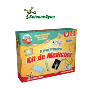 O Meu Primeiro Kit de Medicina - Science4you