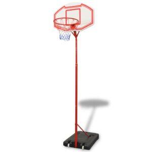 Conjunto de tabela de basquetebol 305 cm - PORTES GRÁTIS