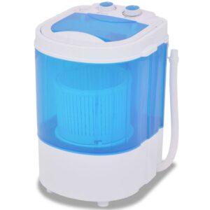 Mini máquina de lavar roupa tambor único 2,6 kg - PORTES GRÁTIS