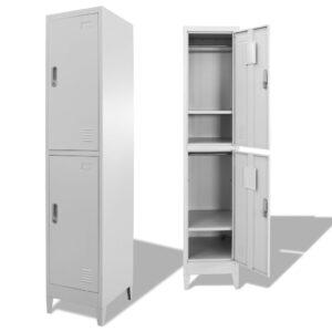 Cacifo com 2 compartimentos 38x45x180 cm   - PORTES GRÁTIS