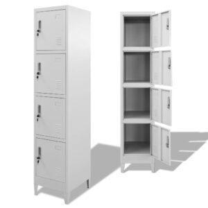Cacifo com 4 compartimentos 38x45x180 cm   - PORTES GRÁTIS