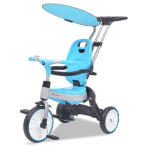 Triciclo infantil BMW azul - PORTES GRÁTIS