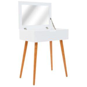 Toucador com espelho MDF 60x40x75 cm - PORTES GRÁTIS