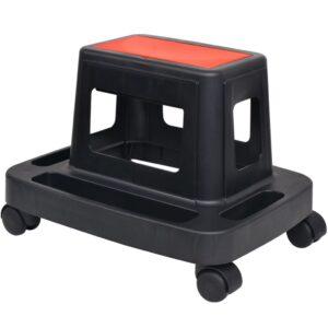 Banco de oficina com rodas e espaço de arrumação 150 kg - PORTES GRÁTIS