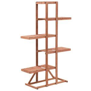 Suporte para plantas madeira de cedro 86x36x139 cm - PORTES GRÁTIS