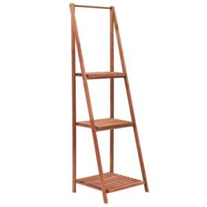 Suporte para plantas madeira de cedro 45x40x145 cm - PORTES GRÁTIS
