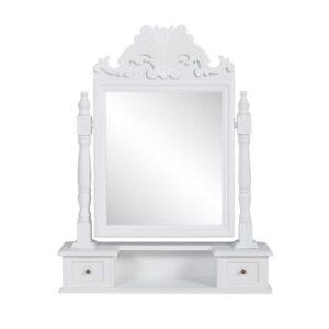 Toucador com espelho quadrado - PORTES GRÁTIS