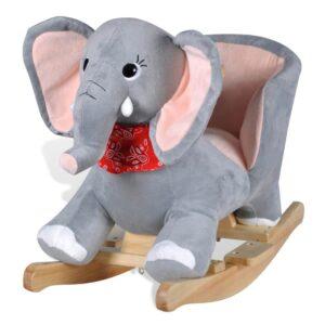 Elefante de baloiço  - PORTES GRÁTIS