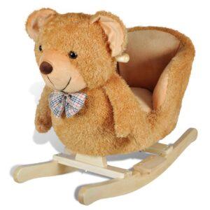 Urso de baloiço - PORTES GRÁTIS