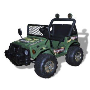 Carro de passeio jipe alimentado a bateria  - PORTES GRÁTIS