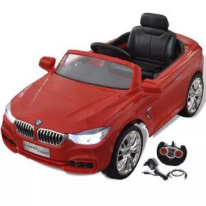 Carro infantil BMW Movido a Bateria com Controle Remoto - PORTES GRÁTIS