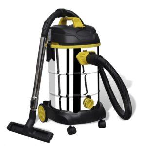 Aspirador de pó para molhado e seco 1380 W - PORTES GRÁTIS