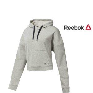 Reebok® Camisola Cropped Hoodie