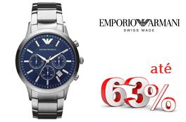 Relógios - Emporio Armani®