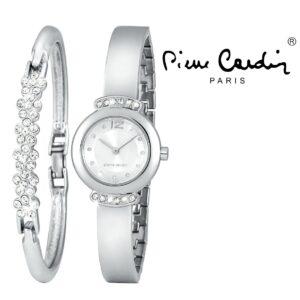 Conjunto Pierre Cardin® PCX5039L211 | Relógio e Pulseira