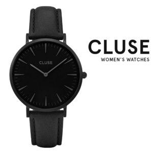 Relógio Cluse® La Bohème Full Black | 38 mm