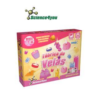 Fábrica de Velas - Descobre a Ciência Por Detrás das Velas - Science4you