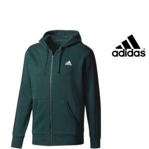 Adidas® Casaco Verde com Carapuço