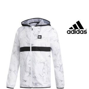 Adidas® Casaco Corta Vento Marble BB | Tamanho XS