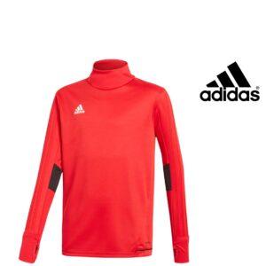 Adidas® Camisola de Treino Tiro 17 Red Junior | Tecnologia Climacool®